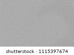 black and white geometric... | Shutterstock .eps vector #1115397674