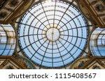 milan  italy   june  17  2018 ... | Shutterstock . vector #1115408567