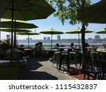 new york   may 29  2018  people ... | Shutterstock . vector #1115432837