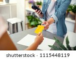electronic banking.... | Shutterstock . vector #1115448119