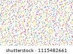 festival pattern with confetti... | Shutterstock .eps vector #1115482661
