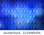 abstract blue background with... | Shutterstock .eps vector #1115483354