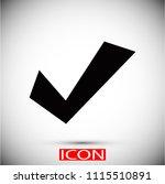 check icon  vector eps 10...
