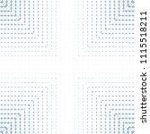 vector geometric seamless... | Shutterstock .eps vector #1115518211