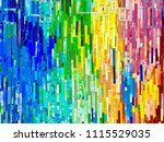 colorful background  very... | Shutterstock . vector #1115529035