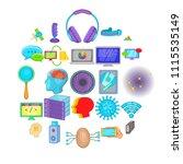 get information icons set....   Shutterstock .eps vector #1115535149