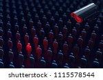 camera is watching a citizen.... | Shutterstock . vector #1115578544