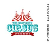 Collection Set Of Circus Desig...