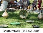 bukhara  uzbekistan   may 26 ... | Shutterstock . vector #1115610005