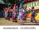 loei thailand 2018   on june 16 ... | Shutterstock . vector #1115612081