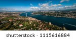 A Panorama Photo Of Bosporus...