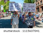 portland or  usa   june 17 ... | Shutterstock . vector #1115637041
