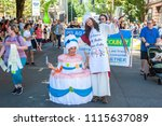 portland or  usa   june 17 ... | Shutterstock . vector #1115637089