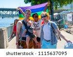 portland or  usa   june 17 ... | Shutterstock . vector #1115637095