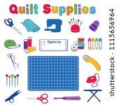 Quilt Supplies  Scissors ...