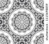 decorative wallpaper for... | Shutterstock .eps vector #1115698859