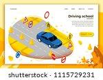 vector concept illustration  ... | Shutterstock .eps vector #1115729231
