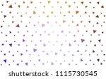 light pink  yellow vector of... | Shutterstock .eps vector #1115730545