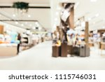 abstract blur and defocused... | Shutterstock . vector #1115746031