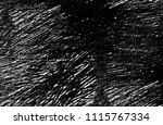 abstract monochrome grunge... | Shutterstock . vector #1115767334