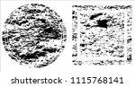 grunge texture set | Shutterstock .eps vector #1115768141