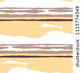 seamless grunge stripes.... | Shutterstock .eps vector #1115774549