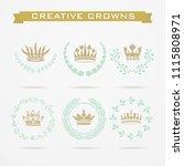 vector collection of creative... | Shutterstock .eps vector #1115808971