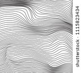 thin line pattern with... | Shutterstock .eps vector #1115823434