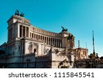 national monument to victor... | Shutterstock . vector #1115845541