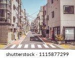 tokyo japan may 4 2018.scenery... | Shutterstock . vector #1115877299