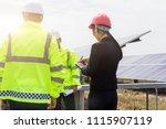 work content of engineering... | Shutterstock . vector #1115907119