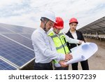 a developer and engineer... | Shutterstock . vector #1115907239