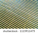 aerial photography new energy... | Shutterstock . vector #1115911475