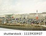 chitose  hokkaido prefecture ... | Shutterstock . vector #1115920937