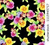abstract elegance seamless...   Shutterstock .eps vector #1115945717