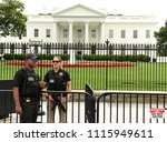 washington  dc   june 02  2018  ... | Shutterstock . vector #1115949611
