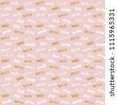 smile lettering seamless... | Shutterstock .eps vector #1115965331