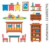 vector flat illustrations of... | Shutterstock .eps vector #1116002741