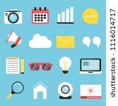 vector illustrations of symbols ...   Shutterstock .eps vector #1116014717