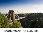 Clifton Suspension Bridge And...
