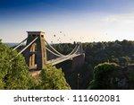 Clifton Suspension Bridge And...