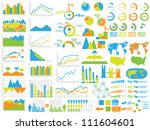 new style web elements... | Shutterstock . vector #111604601