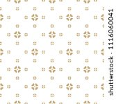 raster gold and white... | Shutterstock . vector #1116060041