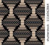 zigzag modern vector seamless... | Shutterstock .eps vector #1116062864
