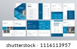 design layout template  for... | Shutterstock .eps vector #1116113957