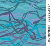 seamless interlacing fibers | Shutterstock .eps vector #1116115997