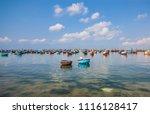mui ne  vietnam   05th march... | Shutterstock . vector #1116128417