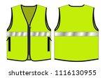 vest tang top for template   ...   Shutterstock .eps vector #1116130955