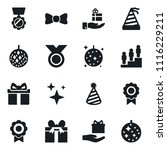 set of simple vector isolated... | Shutterstock .eps vector #1116229211