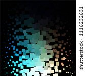 squared colorful vector... | Shutterstock .eps vector #1116232631